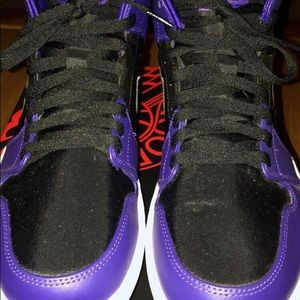 Nike air Jordan 1s Dark Concords